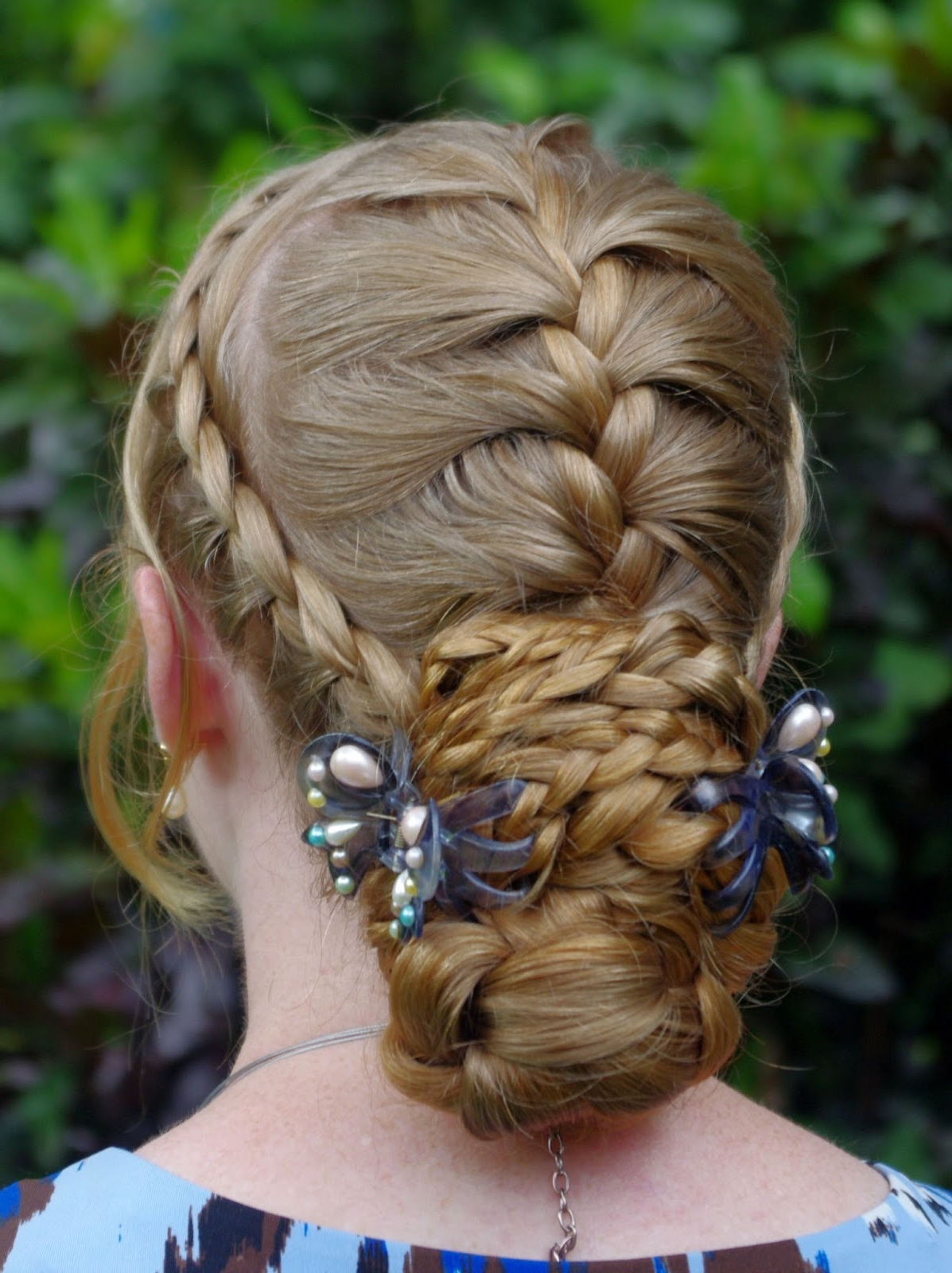 Braids & Hairstyles For Super Long Hair: Lace Braid/french In Recent Defined French Braid Hairstyles (View 4 of 20)