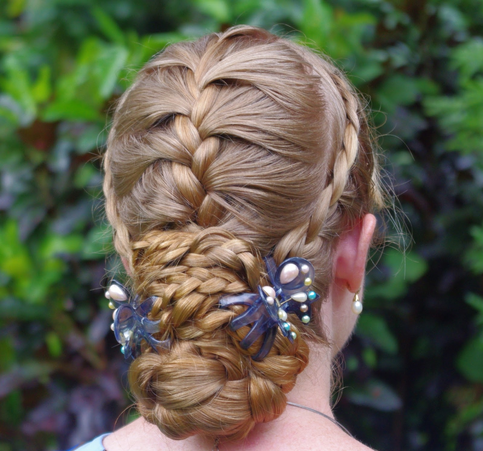 Braids & Hairstyles For Super Long Hair: Lace Braid/french With Regard To Widely Used Defined French Braid Hairstyles (View 3 of 20)