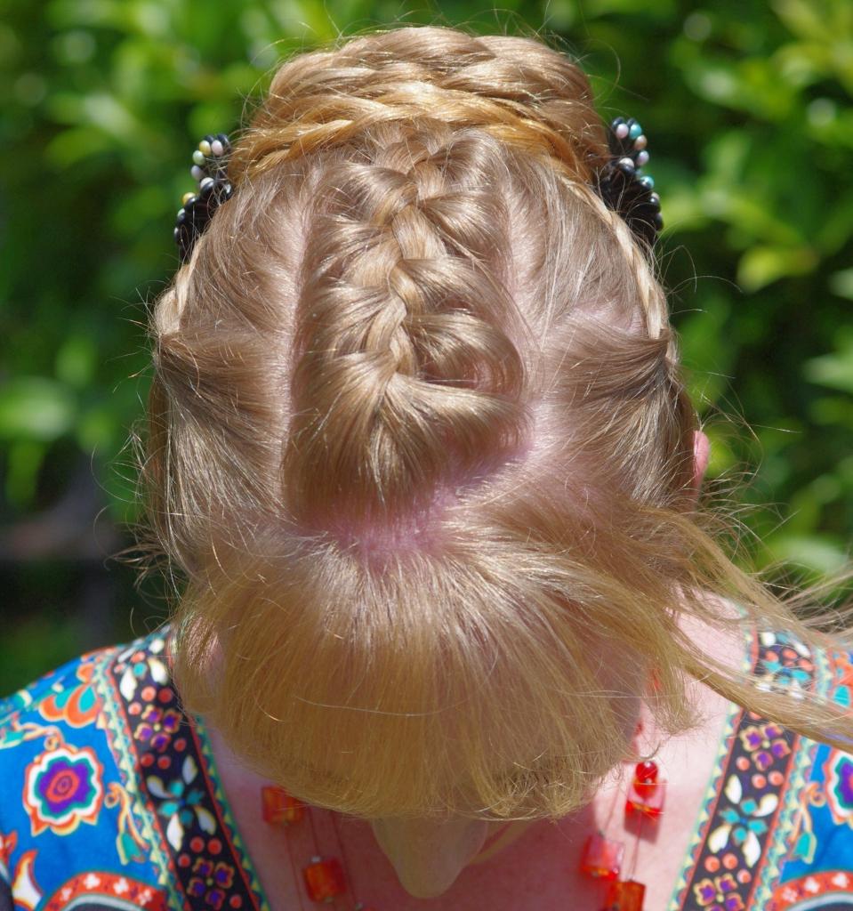 Braids & Hairstyles For Super Long Hair: Mohawk French For 2020 Mohawk French Braid Hairstyles (View 10 of 20)