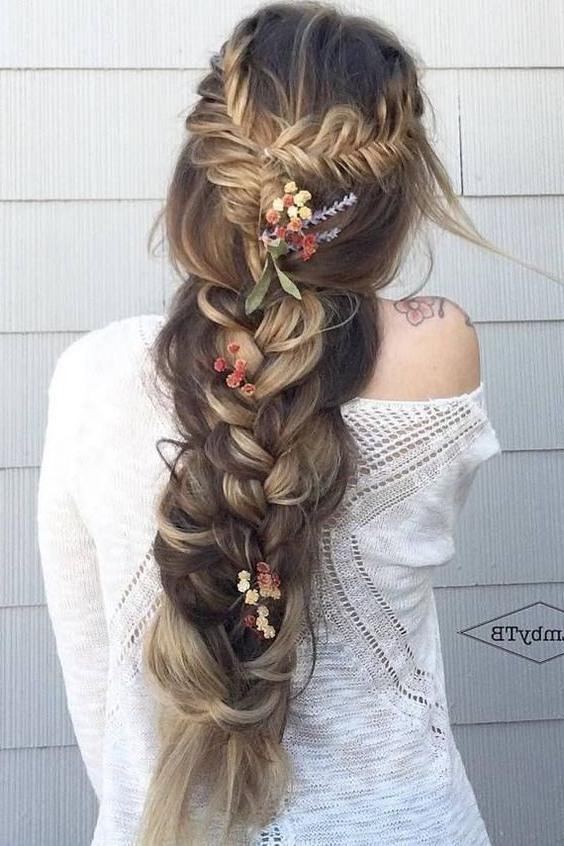 Bridal Hair (View 16 of 20)