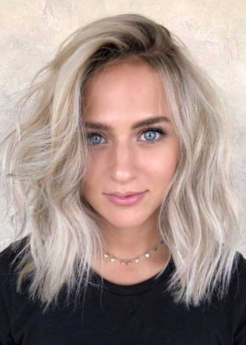 Chic Ideas About Short Ash Blonde Hairstyles – Crazyforus Throughout Well Liked Ash Blonde Short Curls Hairstyles (View 5 of 20)