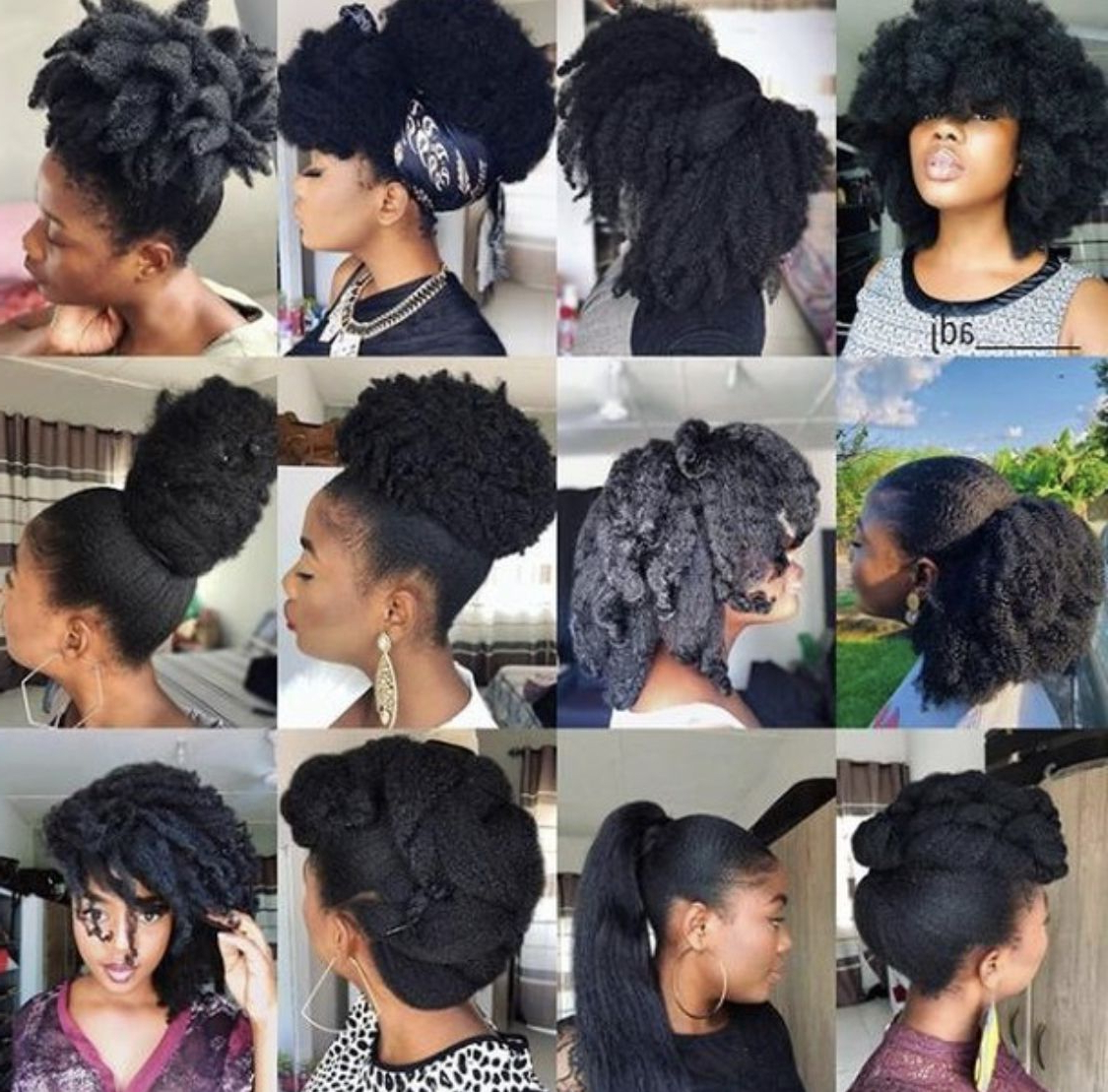 Current Dark Red Highlighted Finger Coils Hairstyles For Ideabeautifully Curled The Diy L On Women Natural (View 11 of 20)