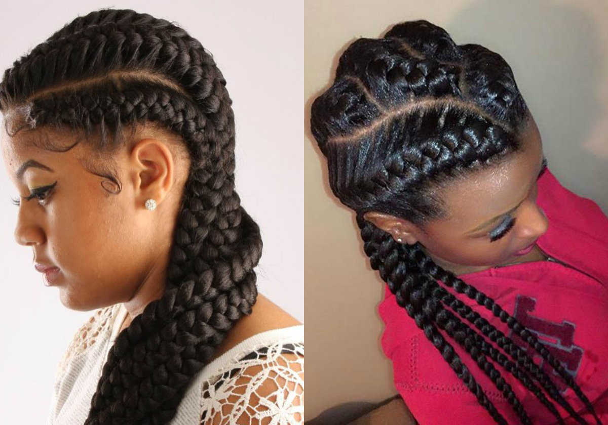 Current Greek Goddess Braid Hairstyles With Regard To Amazing African Goddess Braids Hairstyles You Will Adore (View 8 of 20)