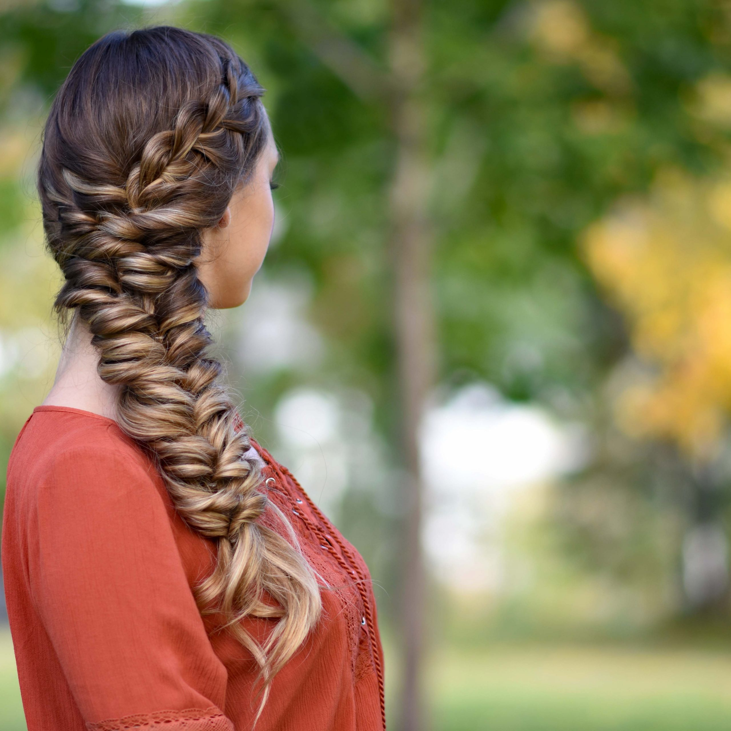 Current Pancaked Side Braid Hairstyles With Regard To Side Elastic Braid – Cute Girls Hairstyles (View 2 of 20)