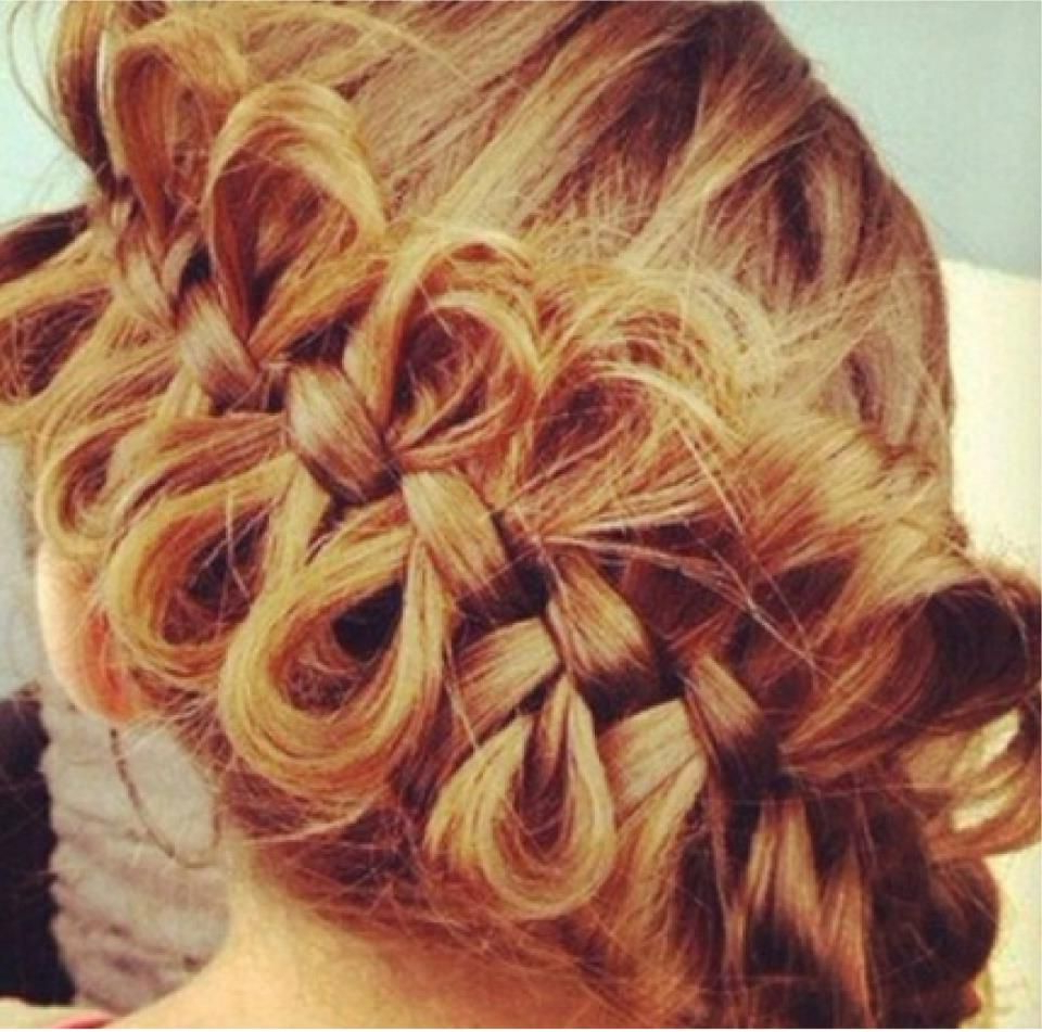 Cute Braided Hairstyles, Cool (View 13 of 20)