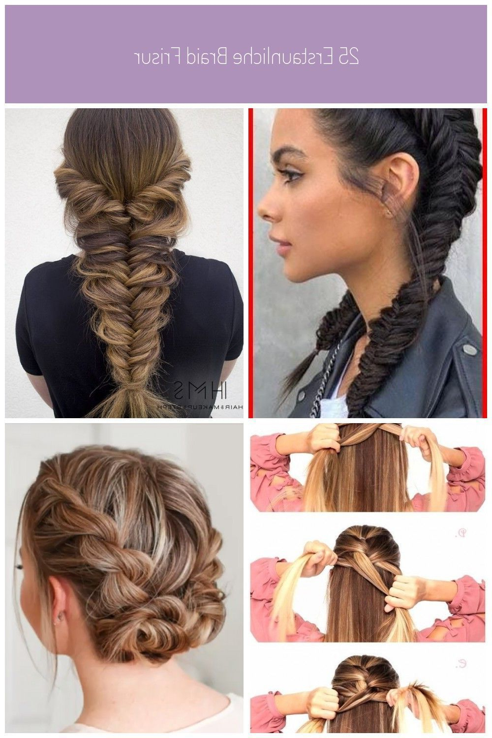 Double Dutch Fishtail Braids, Today I'm Excited To Be Inside Preferred Double Braided Single Fishtail Braid Hairstyles (View 2 of 20)