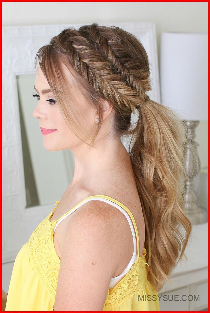 Double Dutch Fishtail Braids, Today I'm Excited To Be Throughout Well Liked Double Braided Single Fishtail Braid Hairstyles (View 14 of 20)