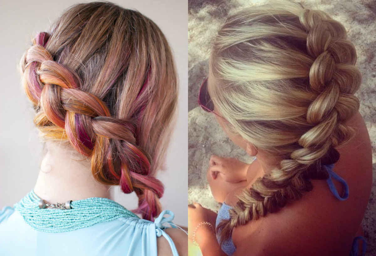 Dutch Braids Hairstyles Ideas To Inject You Some Romance Inside Most Up To Date Quad Dutch Braids Hairstyles (View 15 of 20)