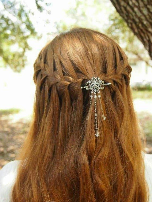 Famous Rolled Roses Braids Hairstyles Throughout Lilla Rose (View 5 of 20)