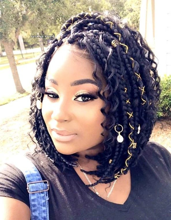 Fashionable High Ponytail Braided Hairstyles For Lace Frontal Wigs Black Curly Ponytail Hairstyles High (View 4 of 20)