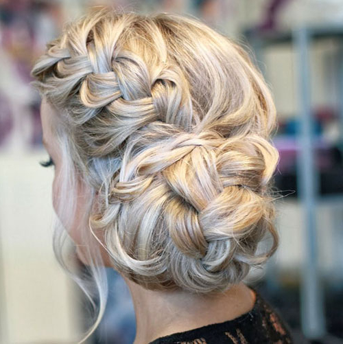 Fashionable Messy Elegant Braid Hairstyles With 50 French Braid Hairstyles For (View 9 of 20)