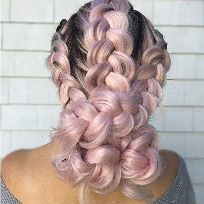 Fashionisers© – Part 8 With Most Recently Released Quad Dutch Braids Hairstyles (View 4 of 20)