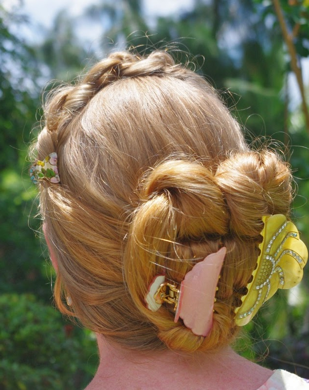 Favorite Knotted Braided Updo Hairstyles With Regard To Braids & Hairstyles For Super Long Hair: Knotted Braid (View 9 of 20)