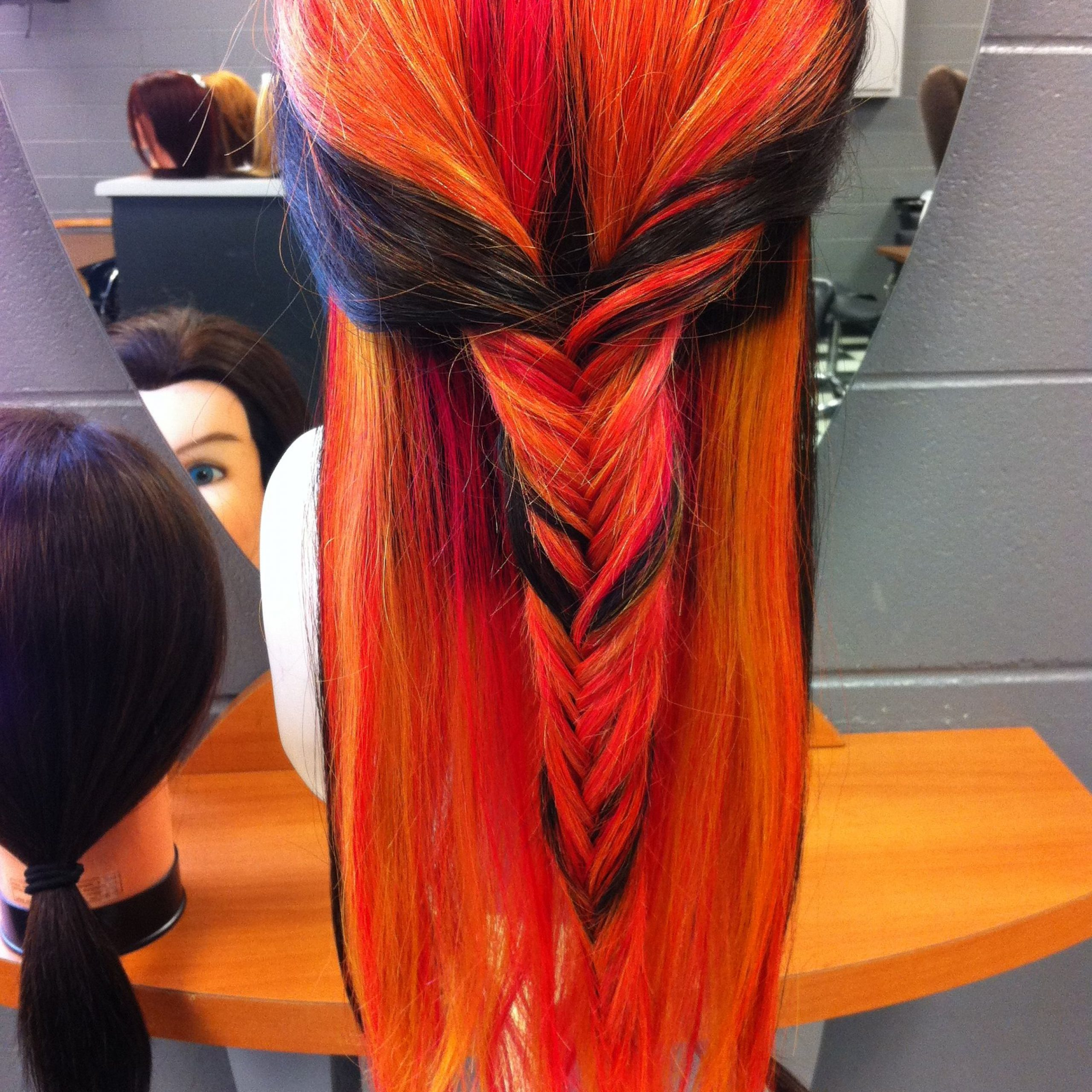 #fishtail #braidme (View 11 of 20)