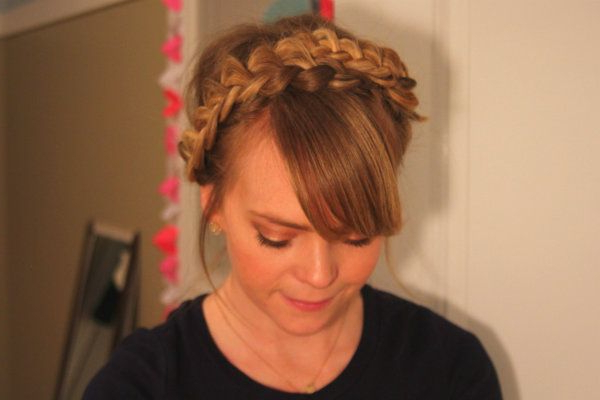 Four Strand Looped Braid (with Images) (View 10 of 20)