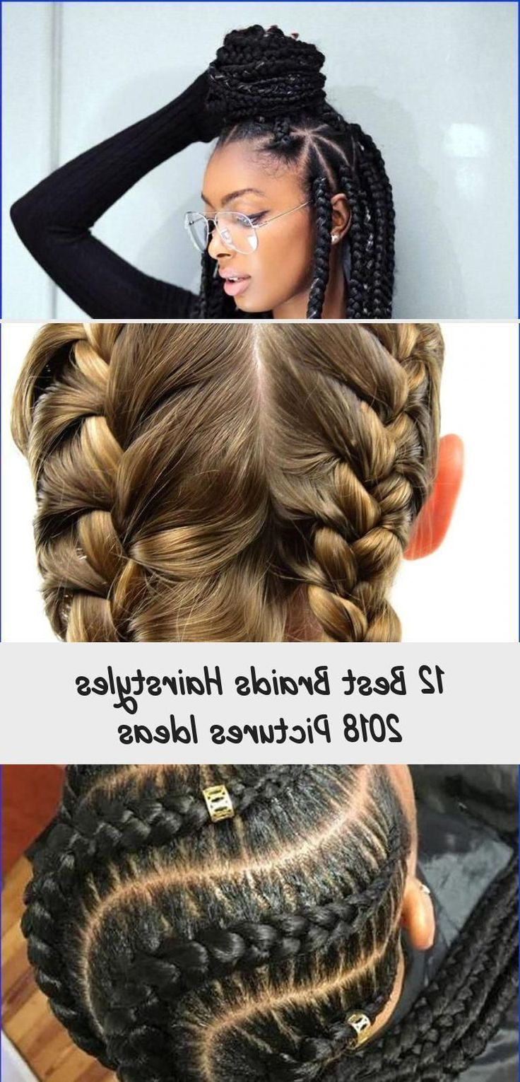 , French Braids 2018 Mermaid Half Up Side Fishtail Usw For Most Current Mermaid Side Braid Hairstyles (View 3 of 20)