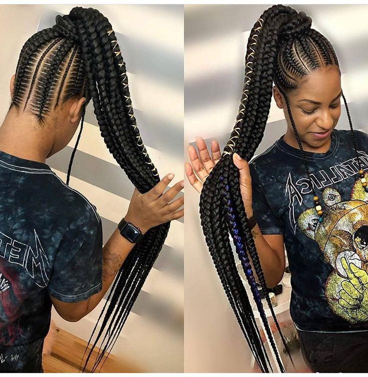Girls Hairstyles Braids, Hair (View 12 of 20)