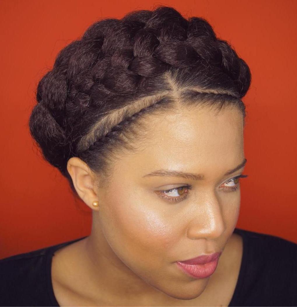 Goddess Braids Pertaining To Fashionable Greek Goddess Braid Hairstyles (View 5 of 20)