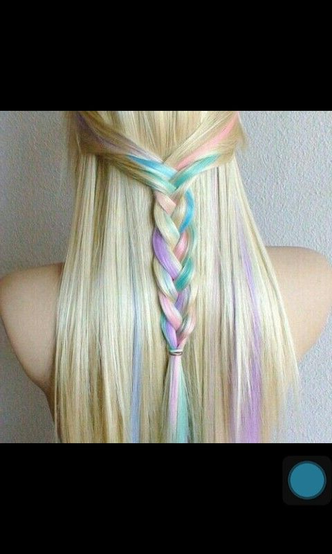 Hair Color Pastel, Hair Styles, Wig Hairstyles (View 12 of 20)