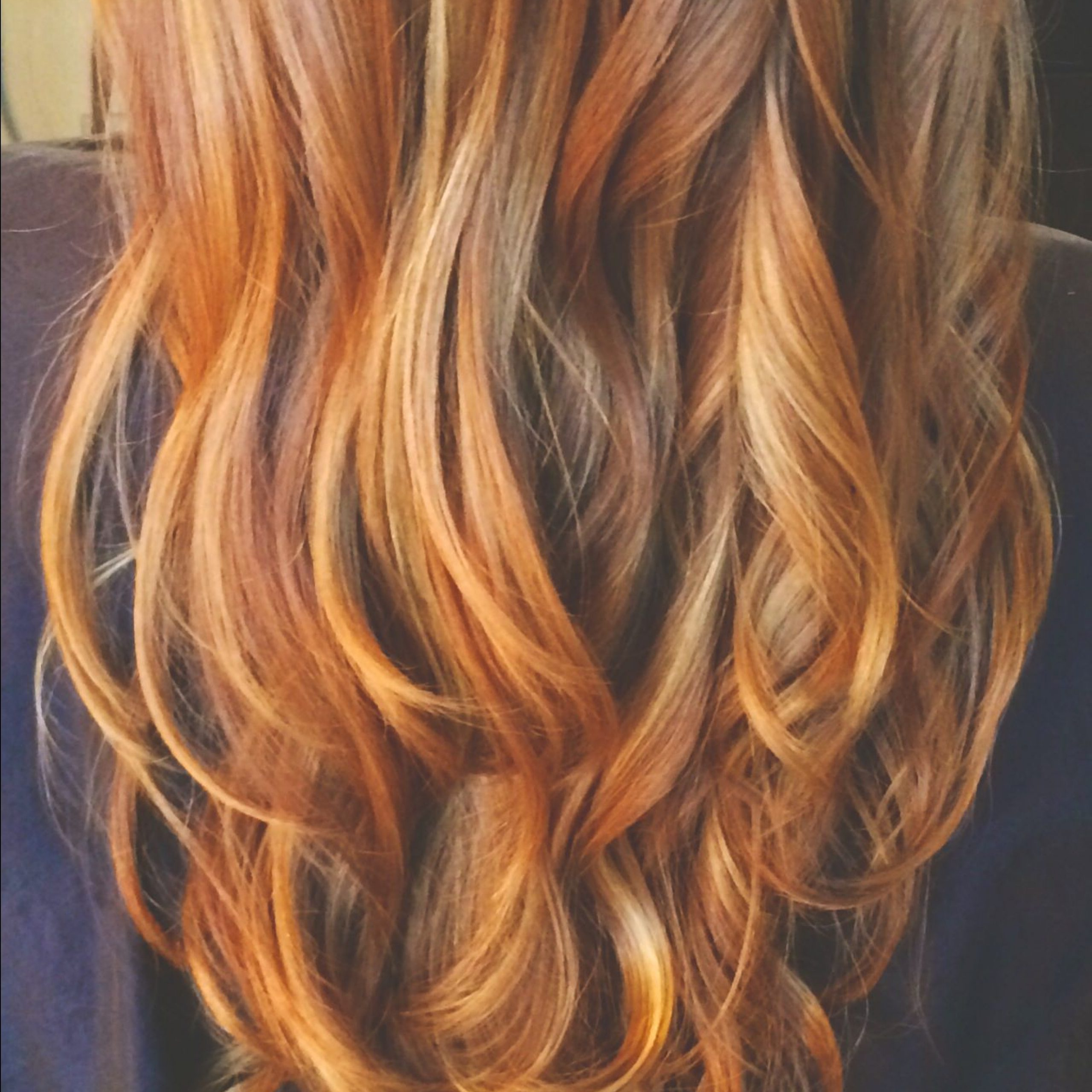 Hair, Natural Red Hair (View 18 of 20)