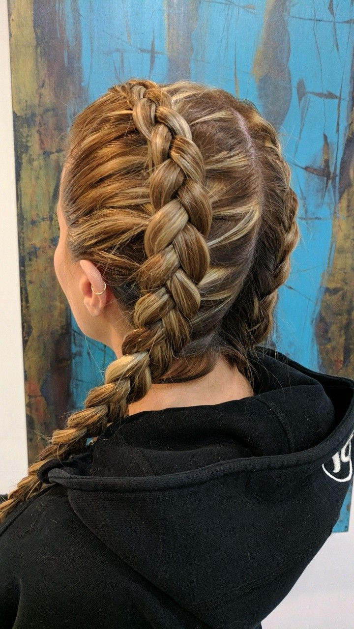 Featured Photo of Double Dutch Braids Hairstyles
