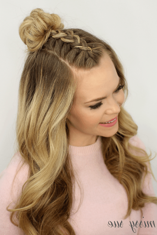 Hair Styles, Overnight Hairstyles Regarding Well Known Mohawk French Braid Hairstyles (View 16 of 20)