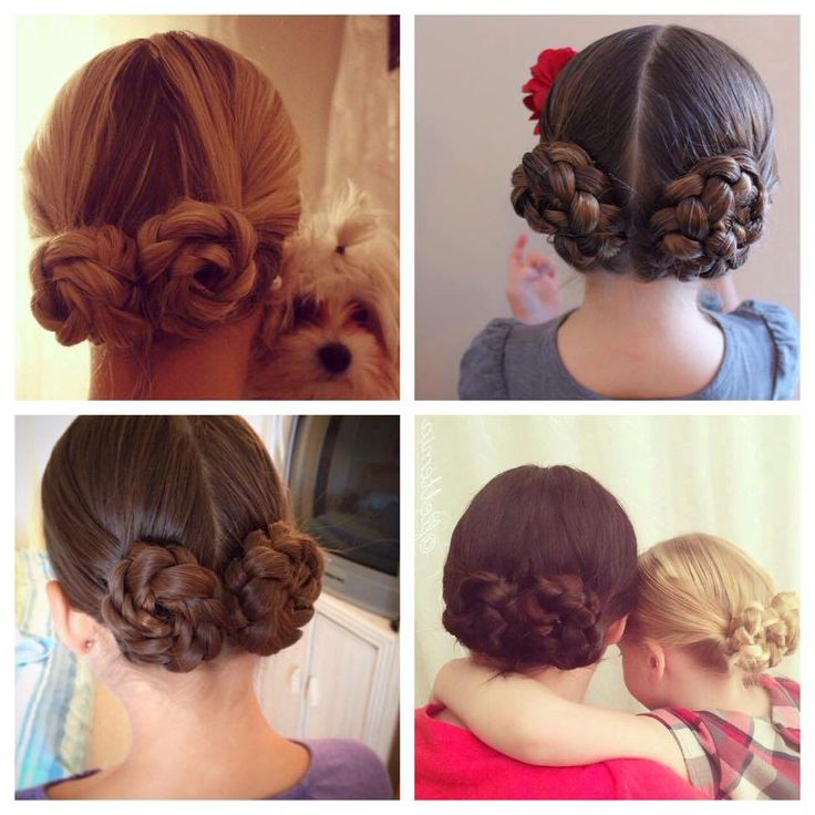 Hair Styles, Trendy Within Well Known Cinnamon Bun Braided Hairstyles (View 2 of 20)