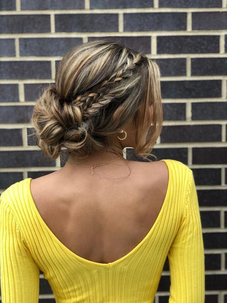 Hairstyle + Makeup In Most Up To Date Boho Rose Braids Hairstyles (View 17 of 20)