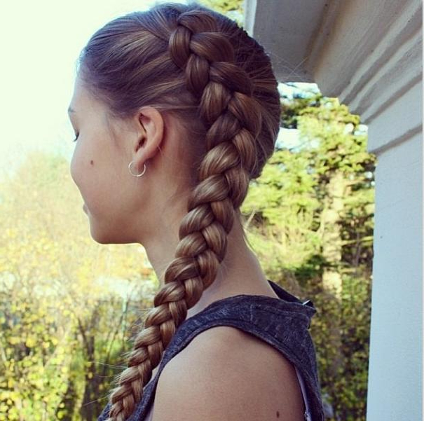Hairstyles How To With Regard To Well Liked Quad Dutch Braids Hairstyles (View 18 of 20)