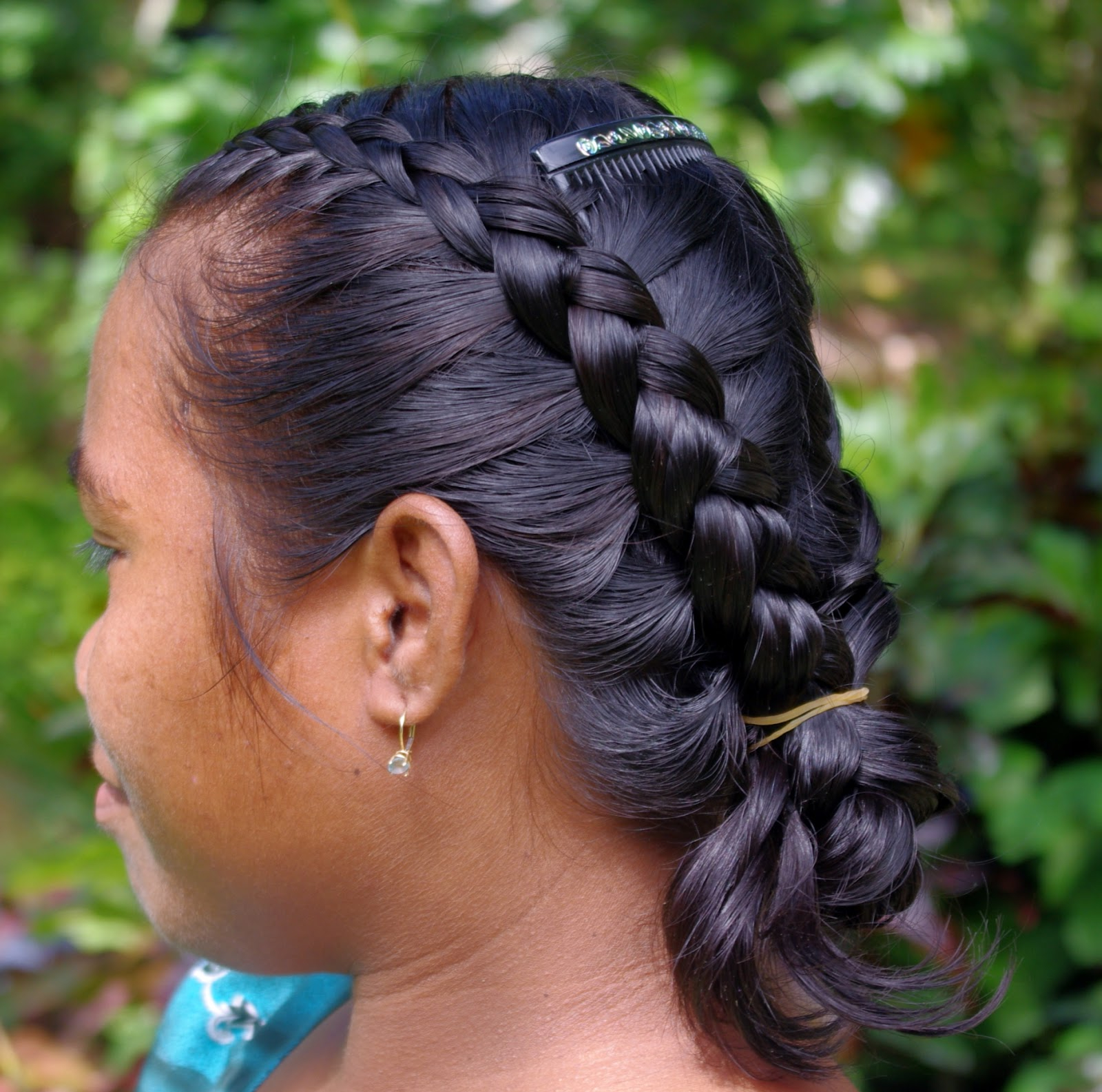 Hairstyles Master: Micronesian Girl~ Double Dutch Braids With Regard To Famous Double Dutch Braids Hairstyles (View 8 of 20)