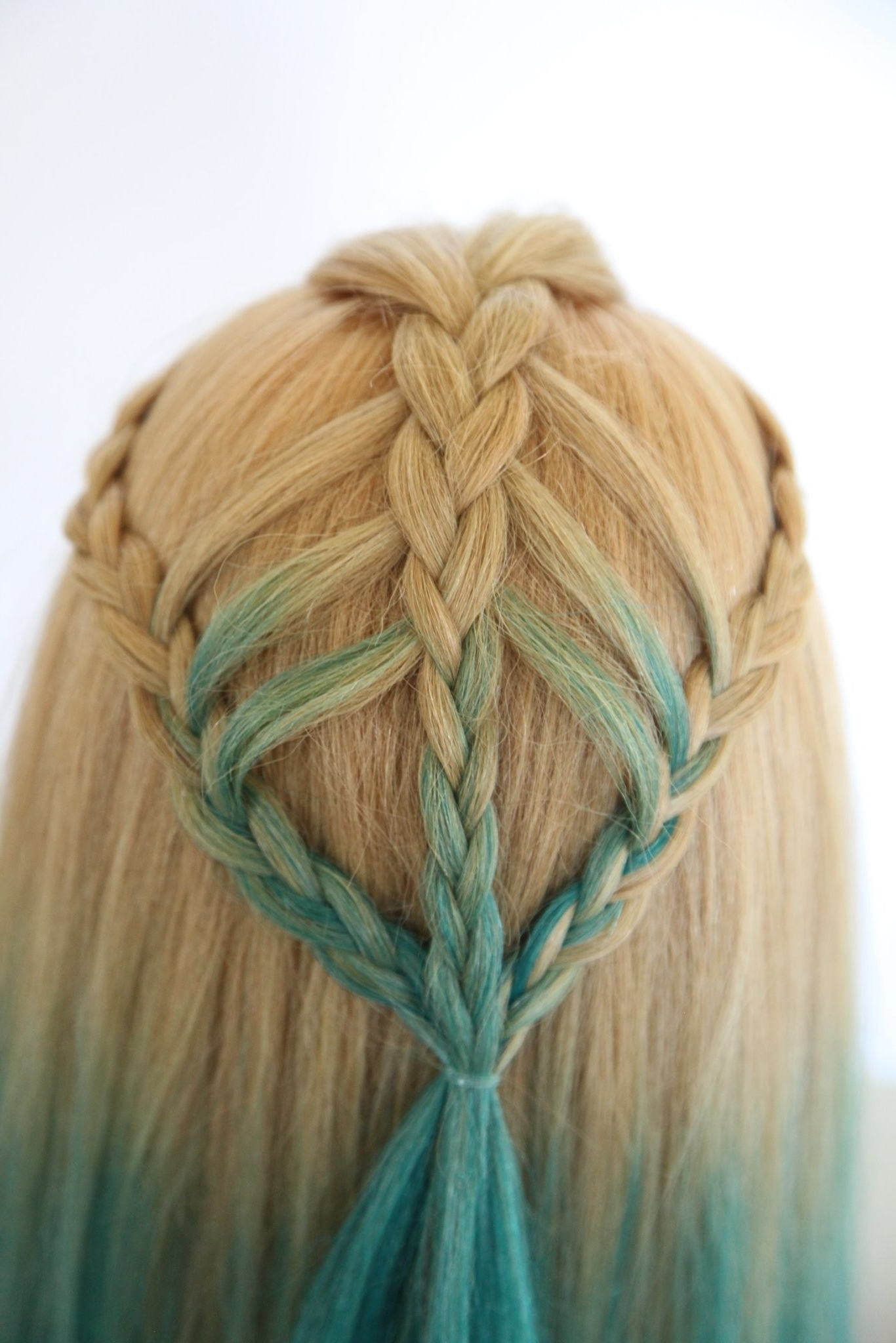 Half Up Arrow Braid · How To Style A Braid / Plait In Most Current Rope Half Braid Hairstyles (View 5 of 20)