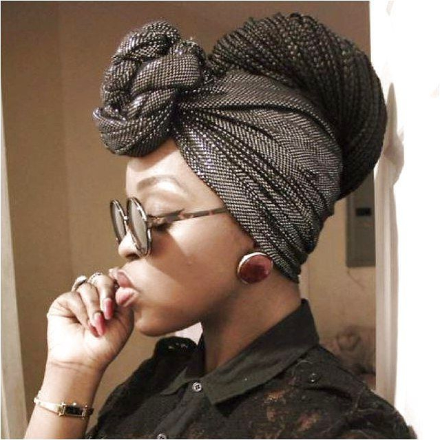 Head Wrap – Click On The Image Or Link For More Details Inside Best And Newest Head Wrap Braid Hairstyles (View 11 of 20)