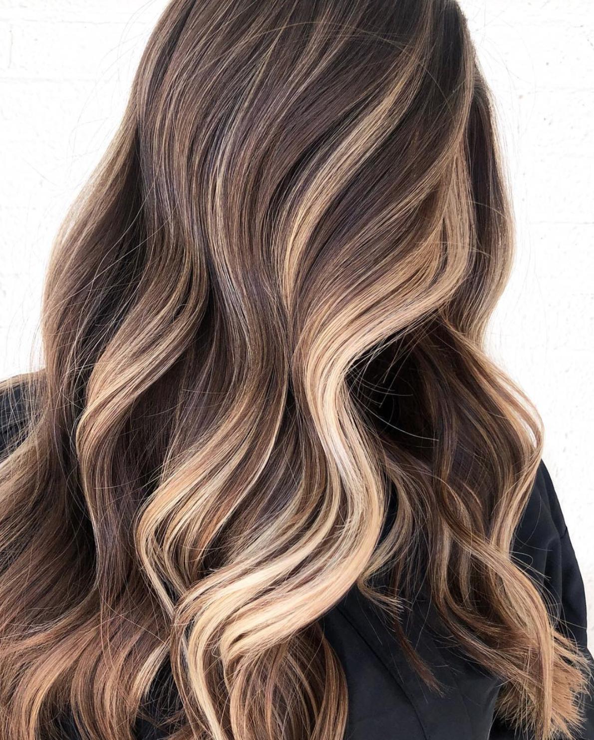 Honey Blonde Hair Regarding Preferred Curls Hairstyles With Honey Blonde Balayage (View 4 of 20)