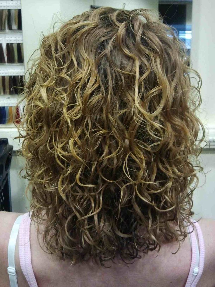 Image Result For Very Large Loose Curl Perms Medium Length Intended For Widely Used Short Loose Curls Hairstyles With Subtle Ashy Highlights (View 5 of 20)