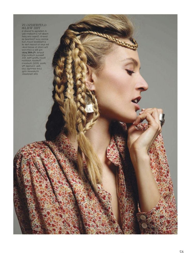 Into The Fold: Liisa Winklermichael Williams For Flare With Well Known Folded Braided Updo Hairstyles (View 12 of 20)