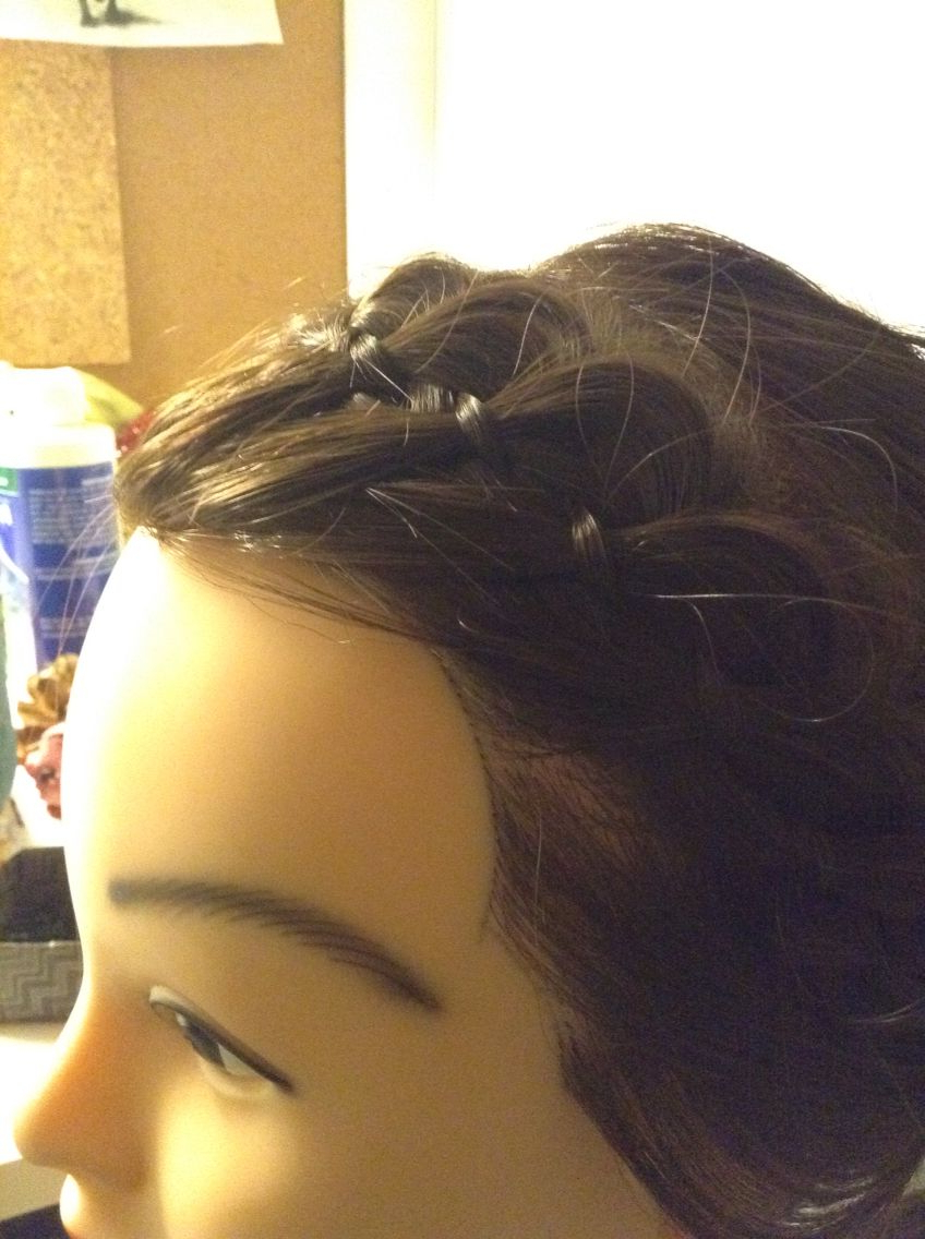 Lace Braid, Hair Styles, Braids Pertaining To Favorite Four Strand Braid Hairstyles (View 18 of 20)
