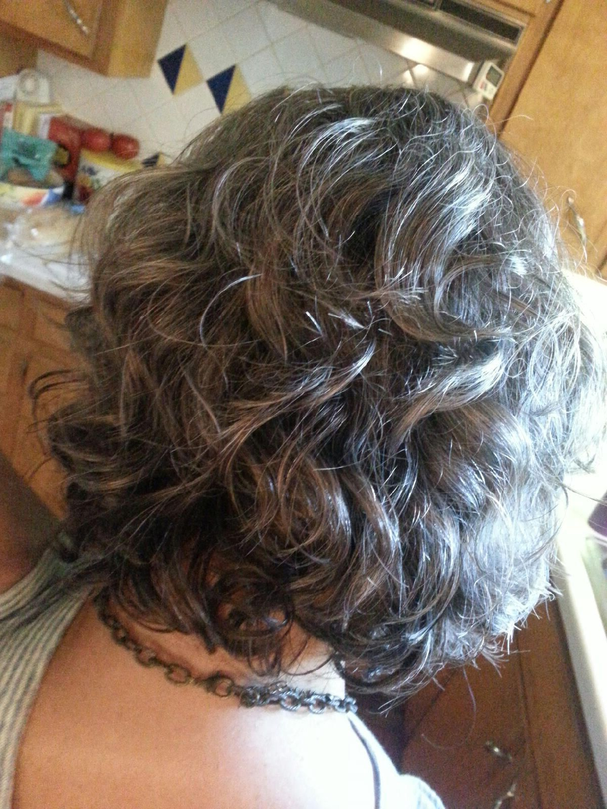 Layered Gray Hair (View 6 of 20)