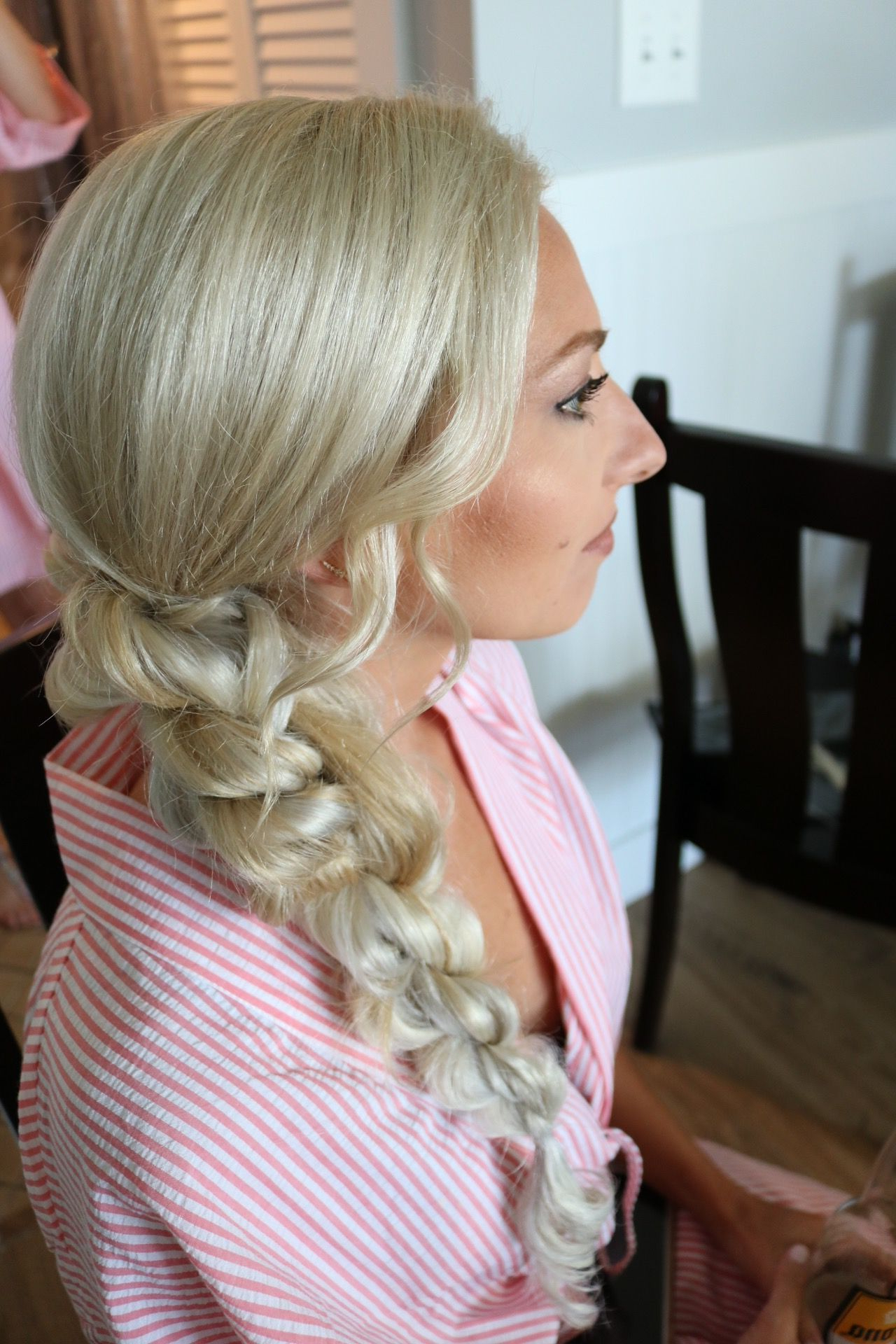 Featured Photo of Rope And Braid Hairstyles
