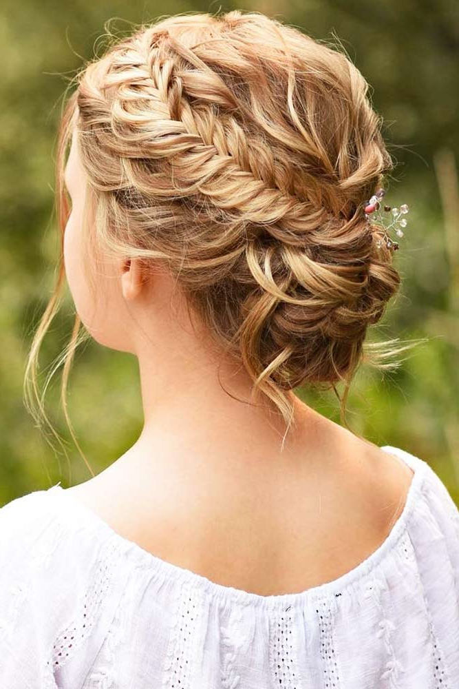 Lovehairstyles Throughout Most Up To Date Fishtail Updo Braid Hairstyles (View 12 of 20)