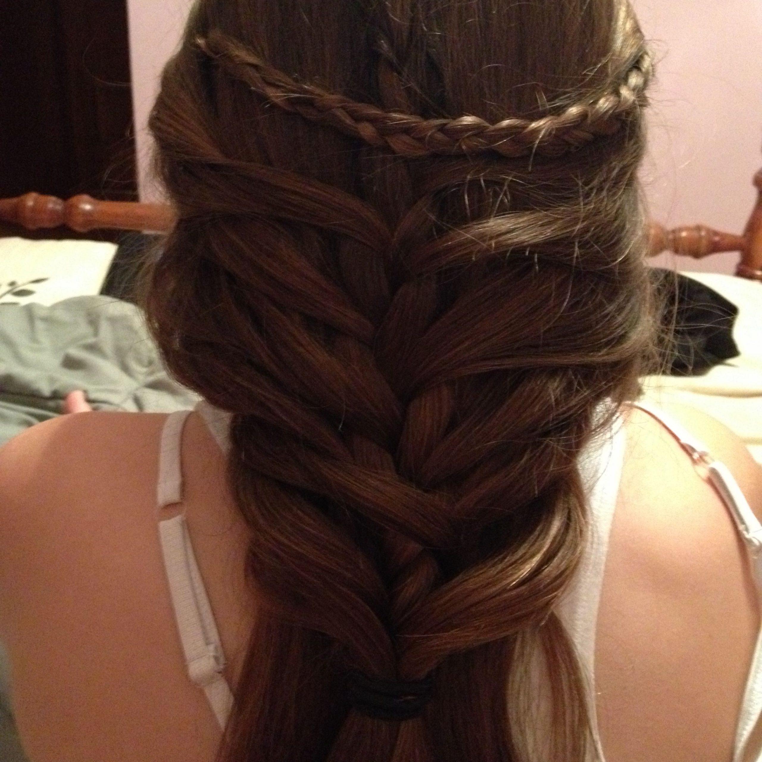 Mermaid Braid, Wedding Hairstyles, Hair Styles (View 4 of 20)