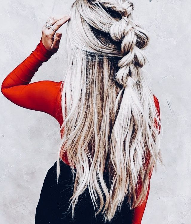 Messy Braided Hairstyles, Braids (View 7 of 20)