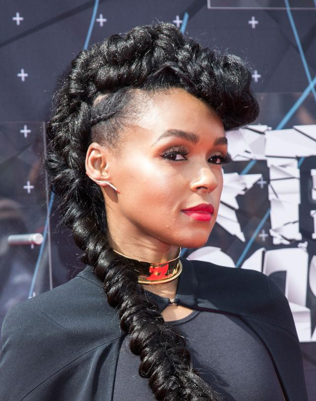 Mohawk Braid Hairstyles, Black Braided Mohawk Hairstyles Intended For Fashionable Pouf Braided Mohawk Hairstyles (View 2 of 20)