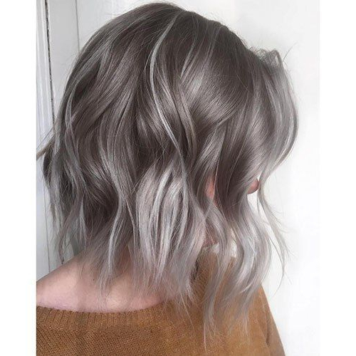 Most Current Ash Blonde Short Curls Hairstyles Pertaining To 35 Stunning Ash Blonde Hair Color Looks (View 12 of 20)