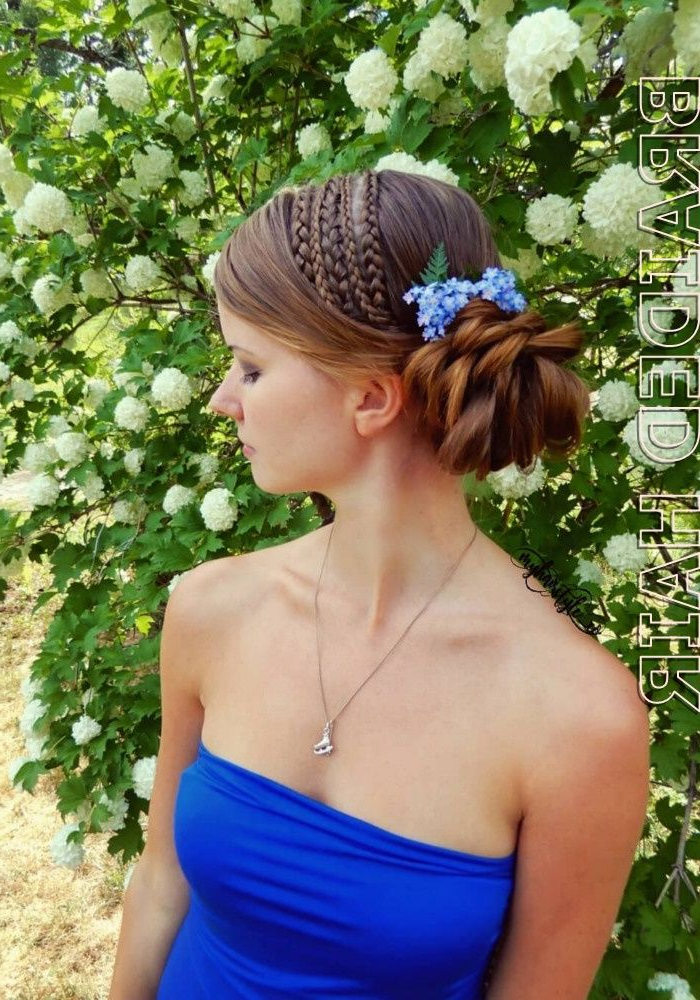 Most Current Rope Crown Braid Hairstyles Regarding 10+ Crown Braided Hair What Are The Braids Called? Braided (View 3 of 20)