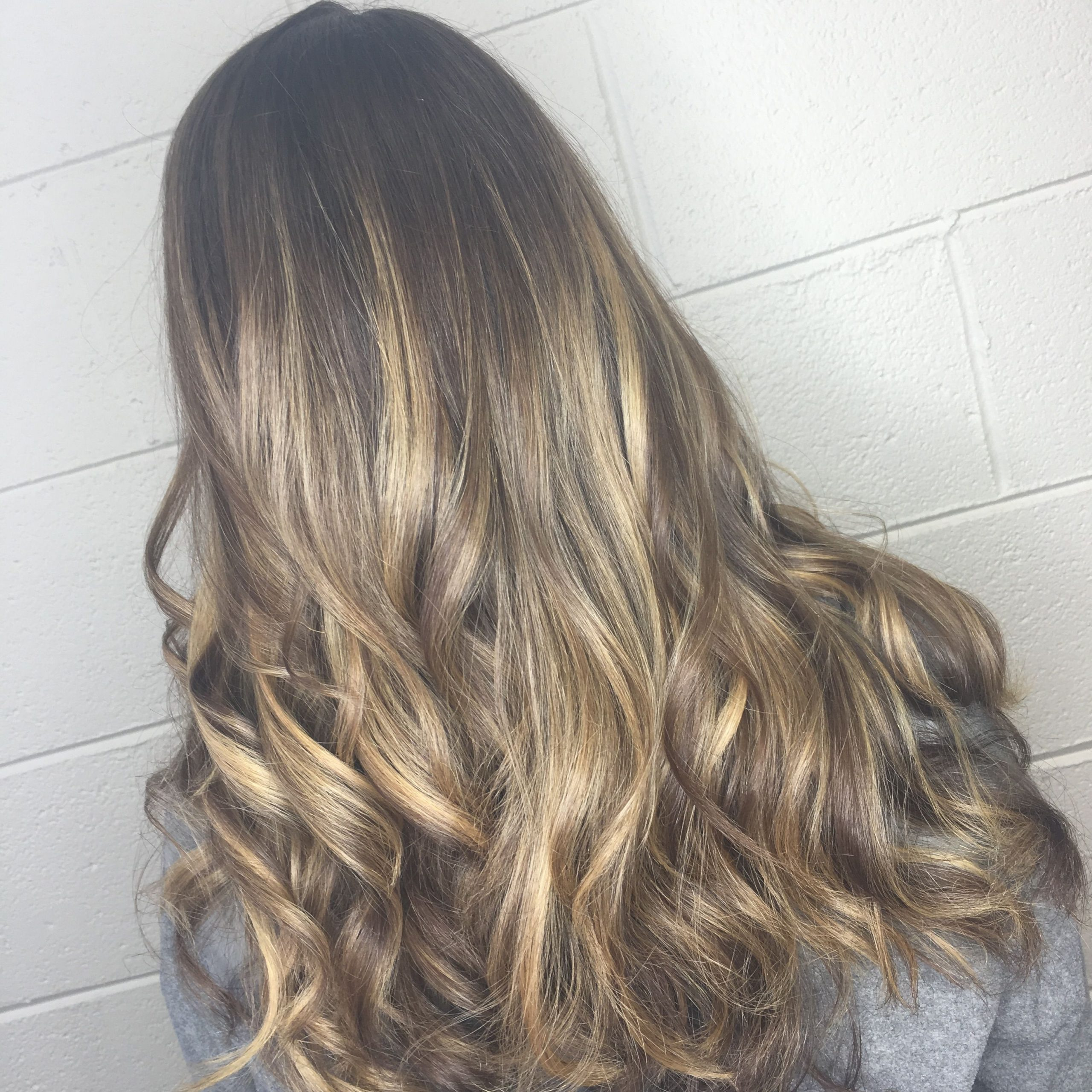 Most Popular Blonde Balayage On Long Voluminous Hairstyles Intended For Subtle Blonde Balayage (View 8 of 20)