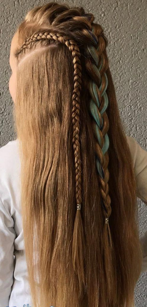 Most Popular Quad Dutch Braids Hairstyles With 37 Dutch Braid Hairstyles – Braided Hairstyles With (View 10 of 20)