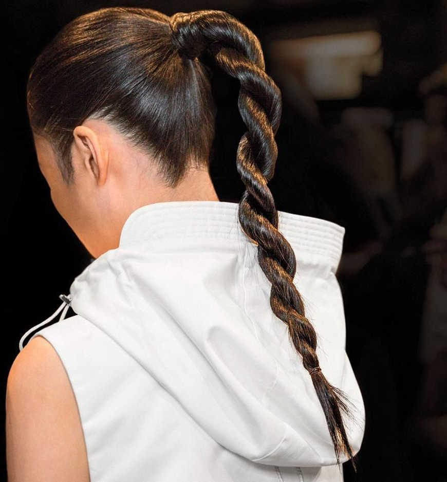 Most Recently Released Rope Half Braid Hairstyles Pertaining To 4 Steps To The Perfect Rope Braid (View 6 of 20)