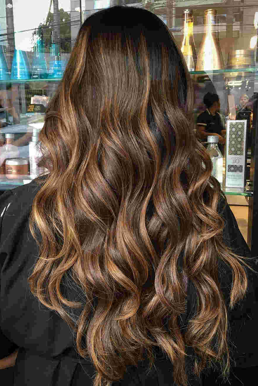 Most Up To Date Blonde Balayage Ombre Hairstyles With 70+ Ombre Hair Color Ideas For Blonde Brown Black Balayage (View 6 of 20)