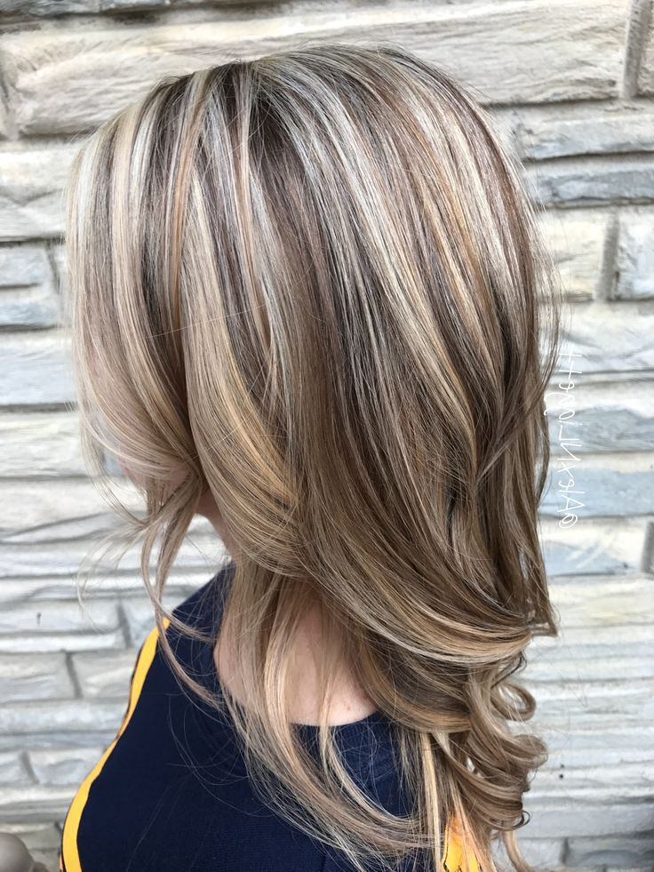 Most Up To Date Curly Pixie Hairstyles With Light Blonde Highlights Regarding Best Light Brown Hair With Blonde Highlights 2018 – The (View 7 of 20)