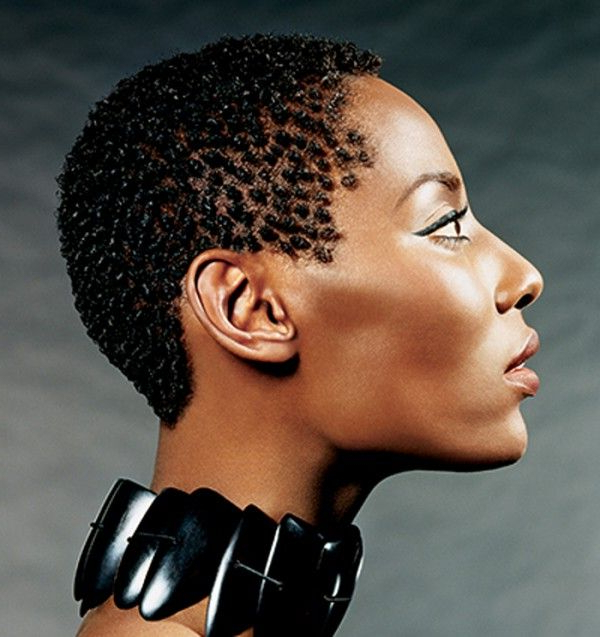 Most Up To Date Dark Red Highlighted Finger Coils Hairstyles Inside 34 African American Short Hairstyles For Black Women (View 15 of 20)